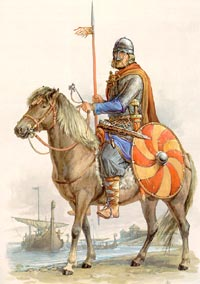 Конный воин